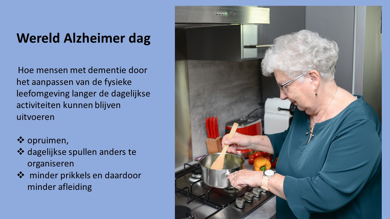 Wereld Alzheimerdag