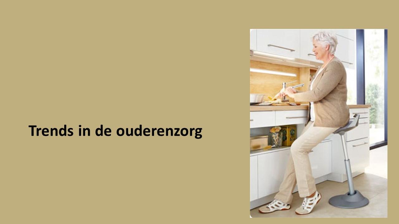 Trends in de ouderenzorg en hoe aandacht voor de woomomgeving daar prima in past!
