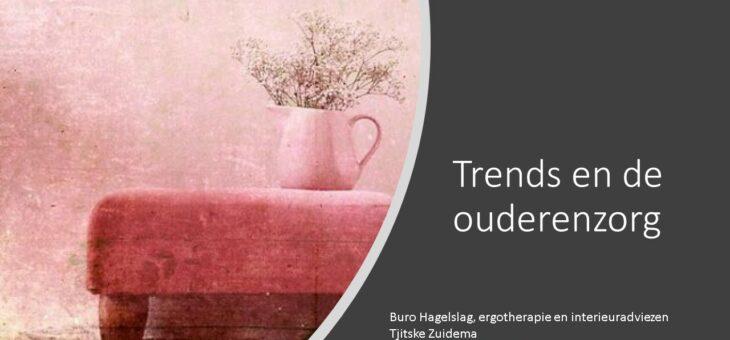 trendanalyse van Lidewij Edelkoort en de ouderzorg